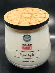 Archangel Mariel Candle ~ release negativity, process past memories & forgiveness
