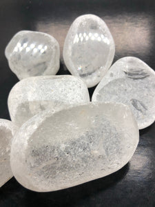 Clear Quartz Seer Stones | Prophets ~ a window to your world, offering perspective, support & guidance