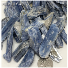 Blue Kyanite Blades (small to medium) ~ dispels negative energy & raises your vibration