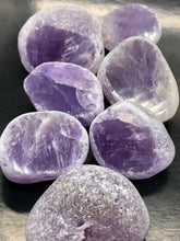 Amethyst Seer Stones | Prophets ~ a window to your world, offering perspective, support & guidance.