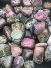 Salrose Tumbles ~ uplifts emotions, connects to heart chakra, energy distribution & raising consciousness