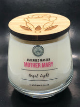 Mother Mary Candle ~ for divine grace, trust and faith