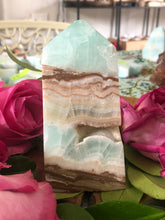 Caribbean Calcite Tower ~ earthy, watery, connected, grounding, stabilising (#2)