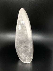 Clear quartz self standing freeform ~ Power, clarity, amplification, connection, truth & perspective (1)