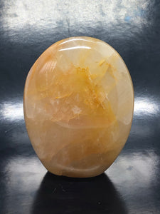 Golden Healer Quartz Freeform ~ motivation, possibilities, grounding, energy clearing & 5D solar plexus (5)