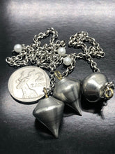 Forest silver pendulum ~ yes / no pendulum