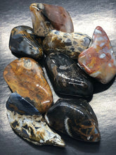 Pietersite Tumbles ~ channeling, transformation, awakening, alchemy & magic