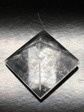 Clear Quartz Pyramid ~ Power, clarity, amplification, connection, truth & perspective (1)