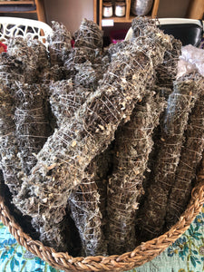XL African Sage Smudge Sticks ~ Cleansing & Clearing