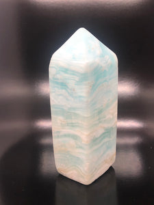 Caribbean Calcite Tower ~ earthy, watery, connected, grounding, stabilising (#11)
