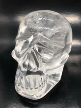 Clear Quartz Skull ~ ascension & light work (3)