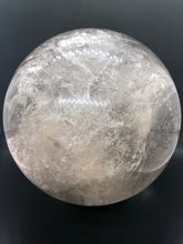 Clear Quartz Sphere (XXXL) ~ Power, clarity, amplification, connection, truth & perspective (1)