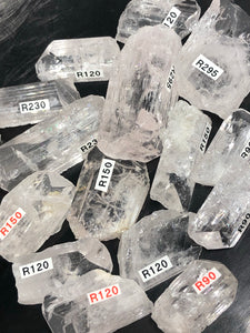 Danburite ~ high frequency light energy, higher consciousness, joy, calm & pure love