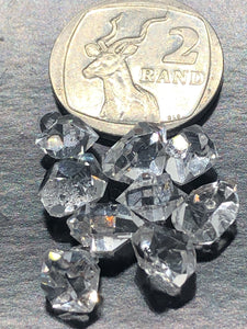 Herkimer Diamond (Small) ~ attunement stone, psychic abilities, guidance, past life recall,  soul retrieval & purpose & breaking patterns