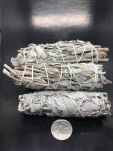 Medium & Large California White Sage Sticks (smudge sticks) ~ cleansing & clearing