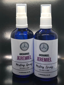 Misting spray ~ Archangel Jeremial (emotions, perspective and change)
