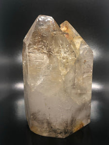 Skeletal Quartz Twin Point ~ includes a recorded READING {#1A)