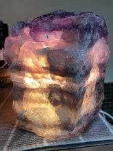 Fluorite Lamps COMING SOON ~ mental achievements, expanded consciousness & heart healing