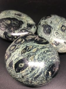 Stromatolite | Kambaba Jasper Gallets ~ transformation, emotional healing, past life recall & purpose