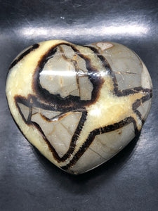 Septerye | Dragon Stone Heart (XL) ~ telepathy, psychic abilities, group work, beauty & grounding (16)