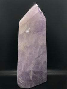 Amethyst point (large) ~ Expansion, Release, Clearing, Freedom, Possibility & Divine Wisdom (1)