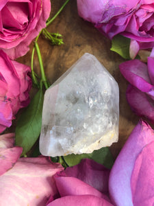 Brandberg Quartz ~ High vibration, spiritual alchemy, soul healing & ascension (#4)