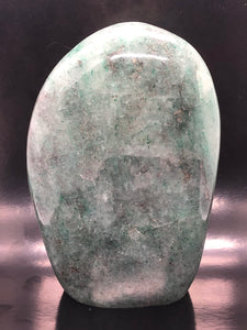 Fuchsite ~ the fairy stone, miracles, happiness & blessings (1)