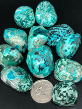 Chrysocolla (large) ~ heart healing, calm, communication & joy