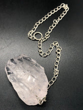 Rose Quartz pendulum ~ yes / no pendulum (2)
