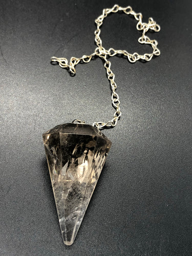 Smokey Quartz pendulum ~ yes / no pendulum