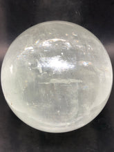Green Calcite Sphere (XXL) ~ self discovery & integration of body, mind, heart & spirit (2)