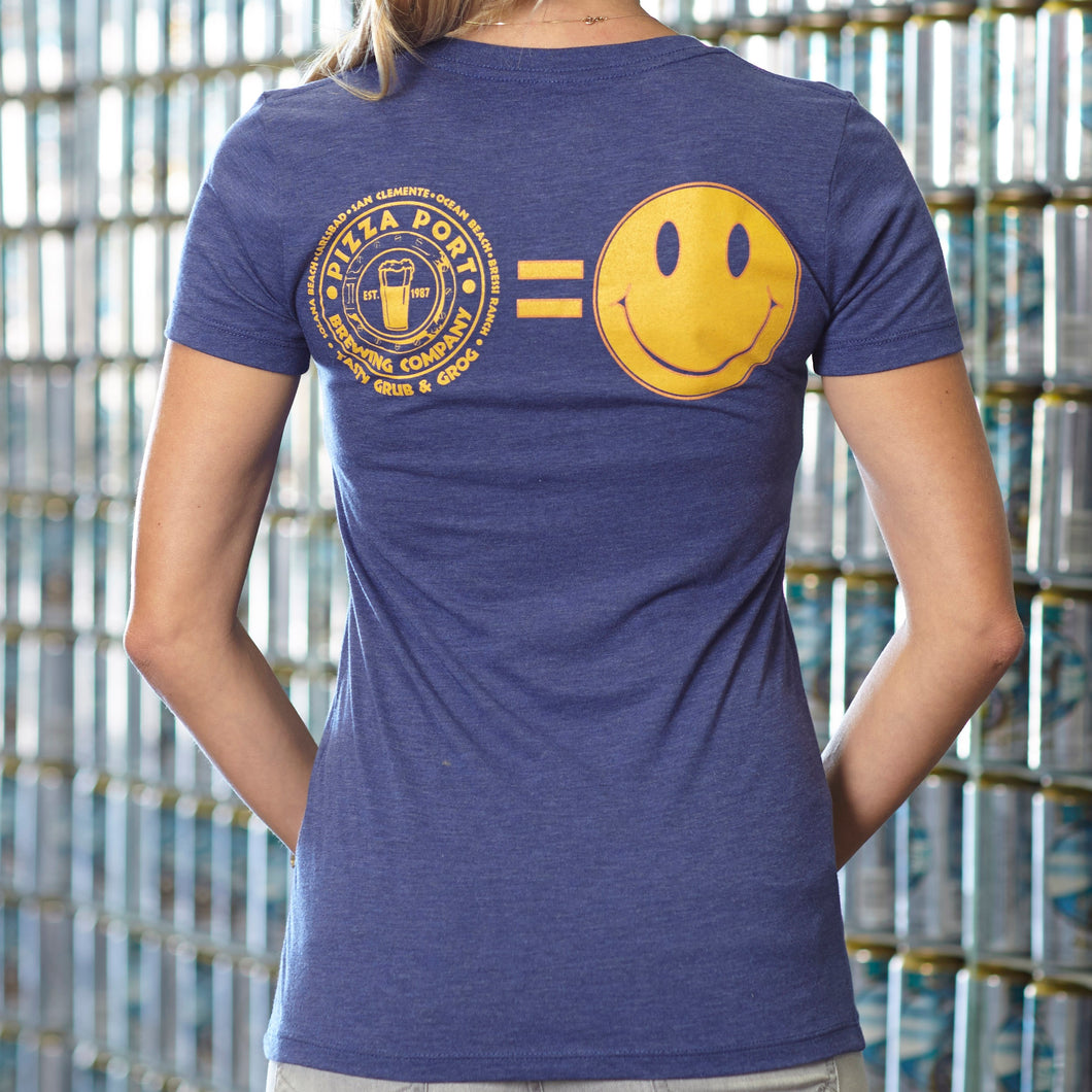 Happy Port T-Shirt - Women's
