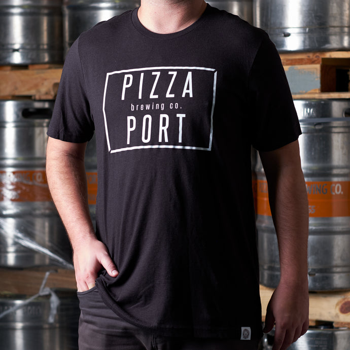 New School Pizza Port T-Shirt