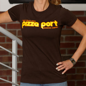 Pizza Port Retro SD Team Shirt