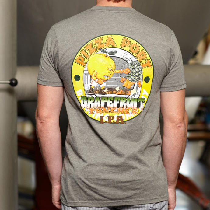 Grapefruit Puncher IPA T-Shirt