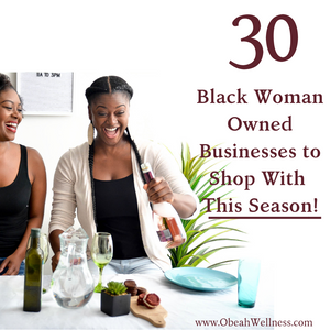Support Black Businesses This Season!