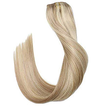 Load image into Gallery viewer, Highlight Color (18/613) - 3 Bundles + 1 Closure  , Brazilian Hair Extensions, Arjuni hair, burmese hair, hair supplier, hair exporter, hair frontal wefts, 360 lace frontal-Dynasty Goddess Hair