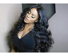 Load image into Gallery viewer, Peruvian Body Wave Hair Extensions- Peruvian hair extensions, body wave, human hair wigs, natural hair, wavy hair, curly hair, straight hair, hair, wig, wigs, wig store -Dynasty Goddess Hair