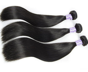 Mink Indian Straight Hair Extensions-Indian hair extensions, human hair wigs, natural hair, wavy hair, curly hair, straight hair, hair, wig, wigs, wig store-Dynasty Goddess Hair