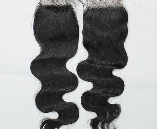 Mink Indian Lace Closures - Body Wave- Indian Hair Extensions, Arjuni hair, burmese hair, hair supplier, hair exporter, hair closure wefts, lace closures-Dynasty Goddess Hair
