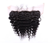 Load image into Gallery viewer, Peruvian Lace Frontals - Loose Deep- Peruvian Hair Extensions, Arjuni hair, burmese hair, hair supplier, hair exporter, hair frontal wefts, lace frontals -Dynasty Goddess Hair