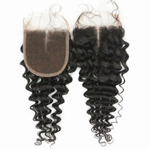 Load image into Gallery viewer, Malaysian Lace Closures -Deep Curly-Arjuni, Arjuni hair, malaysian hair, hair supplier, hair exporter, hair closure wefts, lace closures-Dynasty Goddess Hair