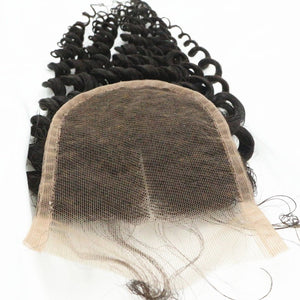 Malaysian Lace Closures -Deep Curly-Arjuni, Arjuni hair, malaysian hair, hair supplier, hair exporter, hair closure wefts, lace closures-Dynasty Goddess Hair