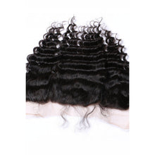Load image into Gallery viewer, Malaysian Lace Frontals - Deep Curl- Malaysian Hair Extensions, Arjuni hair, burmese hair, hair supplier, hair exporter, hair frontal wefts, lace frontal -Dynasty Goddess Hair