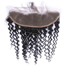Load image into Gallery viewer, Mink Burmese Lace Frontals - Deep Curl- Burmese Hair Extensions, Arjuni hair, burmese hair, hair supplier, hair exporter, hair frontal wefts, lace frontals -Dynasty Goddess Hair