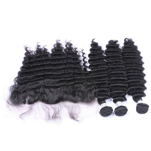 Mink Burmese Lace Frontals - Deep Curl- Burmese Hair Extensions, Arjuni hair, burmese hair, hair supplier, hair exporter, hair frontal wefts, lace frontals -Dynasty Goddess Hair