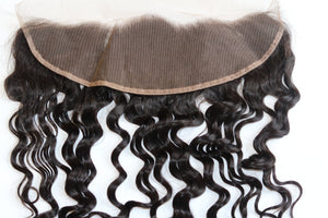 Malaysian Lace Frontals - Loose Deep Wave- Malaysian Hair Extensions, Arjuni hair, burmese hair, hair supplier, hair exporter, hair frontal wefts, lace frontal -Dynasty Goddess Hair