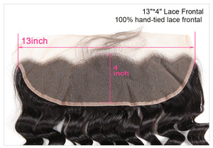 Mink Brazilian Lace Frontal - Loose Deep- Brazilian Hair Extensions, Arjuni hair, burmese hair, hair supplier, hair exporter, hair lace frontal wefts, lace frontals -Dynasty Goddess Hair