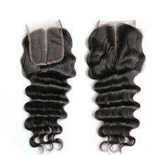 Load image into Gallery viewer, Malaysian Lace Closures - Loose Deep Wavy-Arjuni, Arjuni hair, malaysian hair, hair supplier, hair exporter, hair closure wefts, lace closures-Dynasty Goddess Hair
