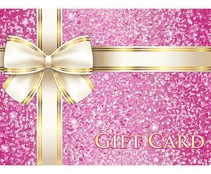 eGIFT CARDS - Dynasty Goddess Hair-Hair Extensions-Dynasty Goddess Hair-Dynasty Goddess Hair